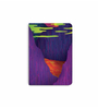 DailyObjects Multicolour Paper Purple Mountains Plain A5 Notebook