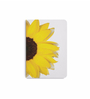DailyObjects Multicolour Paper Sunflower White Plain A5 Notebook