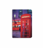 DailyObjects Multicolour Paper Telephone Box Plain A5 Notebook