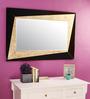 Renaissance Mirrors Multicolour MDF Rectangular Decorative Mirror