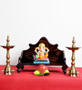 Designer Lanes Wenge Rosewood Manas Temple