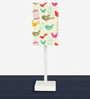 Feathered Friend Designed (21 x 6) Table Lamp in Multicolor by Nutcase