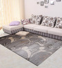 Designs View Multicolour Bamboo Handspun Art Silk 96 x 66 Inch Indo-Naplese Floor Covering Modern Design Carpet