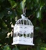 Deziworkz Square Jaali Small Bird Cage