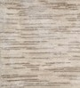 Divine Silver Polyester 60 x 35 Inch Crest Area Rug