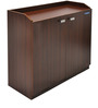 Double Door Shoe Cabinet in Brown Colour by Exclusive Furniture