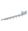 Doyours Flute White Metal Hook Hanger