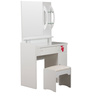 Dressing Table in White Colour by Royal Oak