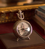 E-Studio Multicolor Steel Vintage & Retro Desk Clock