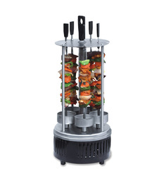 Clearline Electric Grill  Vertical Rotisserie Grill  Kabab And Tikka Maker  Electric Tandoor