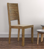 Elkhorn Dining Chairs in Natural Finish by Woodsworth