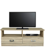 Entertainment Unit in Natural Colour by Arancia Mobel