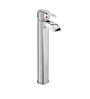 ESSESS by Asian Paints Silver Brass Single Lever Basin Mixer with Extended Body