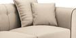 Ferris Three Seater sofa in Cream Colour by Furny