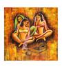Fizdi Canvas 26 x 0.2 x 26.4 Inch Three Suggestions Unframed Art Painting