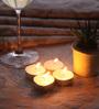 Fourwalls Unscented Tea Lights - Set of 200