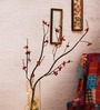 Foyer Red Non-Toxic Artificial Flower