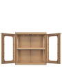 Freedom Mini Small Hanging Cabinet in Sand Brown Colour by Nilkamal