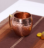 Frestol Copper 500 ML Hammered Cup