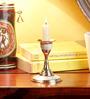 Frestol Golden Brass Shamadan Seap Candle Stand