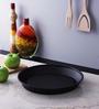 Ghidini Black Tin Round Flan Pan