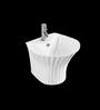 Glocera Florrie White Ceramic Basin