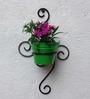 Green Gardenia Wrought Iron