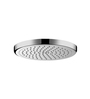 Hansgrohe Silver Metal 5.9 x 5.9 x 2.4 Inch Overhead Shower