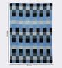 Cali Carpet in Blue by CasaCraft