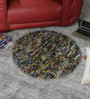 Eros Carpet in Multicolour by CasaCraft