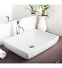 Hindware Fonte Ceramic Table Top Wash Basin (Model No: 91043)