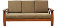 Winston Solid Wood Three Seater Sofa by Hometown