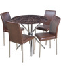 Corral Four Seater Dining Set by HomeTown