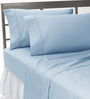 HotHaat Blue Cotton Pillow Cover - Set of 2