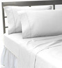 HotHaat White Cotton Pillow Cover - Set of 2