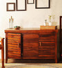 Illinois Sideboard in Provincial Teak Finish by Woodsworth