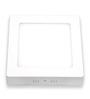 Inddus Square Neutral White 12W LED Surface Panel Light