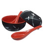 Indeasia Srijan Soup Bowl - Set of Two