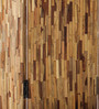 Inliving Natural Mango Wood & Sheesham Divider