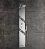 JAAZ Amora Matte Stainless Steel Shower Panel (Model no: AMO3)