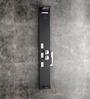 JAAZ Vito Black Stainless Steel Shower Panel (Model no: VIT3)