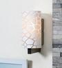 Jainsons Emporio Biome Motif White Metal Wall Light