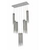 Jainsons Emporio Silver Aluminium Chandelier