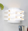 Jainsons Emporio White Pruce Wall Light