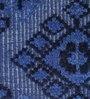 Jaipur Rugs Evening Blue & Dazzling Blue Wool 60 x 96 Inch Area Rug