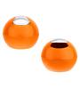 Jaypee Plus Orange 3 L Counter Top Bin - Set of 2