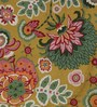 KEH Multicolour Wool Embroidered Area Rug