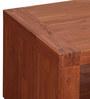 Kimberley Coffee Table in Light Walnut Finish by Evok
