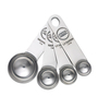 KitchenAid Stainless Steel Measuring Spoons - Set Of 4 KG057SS