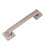 Klaxon KBM3 Brass 8 Inch Concealed Rose Handle Door Handle